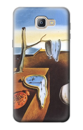 Printed Salvador Dali The Persistence of Memory Samsung Galaxy A9, A9 Pro (2016) Case