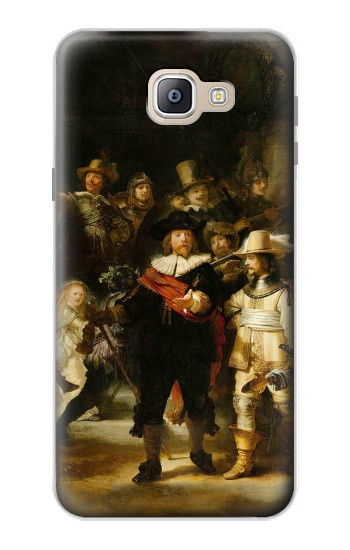 Printed The Night Watch Rembrandt Samsung Galaxy A9, A9 Pro (2016) Case