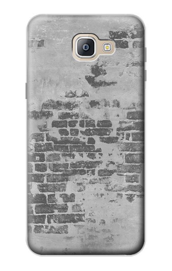 Printed Old Brick Wall Samsung Galaxy A9, A9 Pro (2016) Case