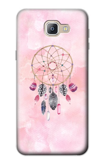 Printed Dreamcatcher Watercolor Painting Samsung Galaxy A9, A9 Pro (2016) Case
