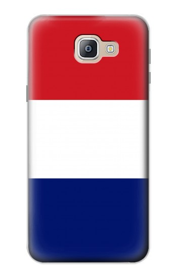 Printed Flag of France and the Netherlands Samsung Galaxy A9, A9 Pro (2016) Case