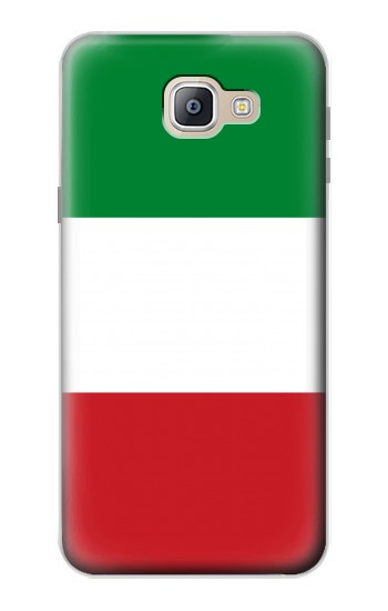 Printed Flag of Italy and Mexico Samsung Galaxy A9, A9 Pro (2016) Case