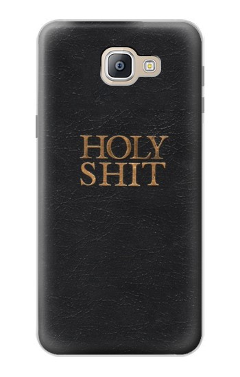 Printed Funny Holy Shit Samsung Galaxy A9, A9 Pro (2016) Case