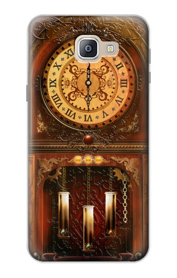 Printed Grandfather Clock Samsung Galaxy A9, A9 Pro (2016) Case