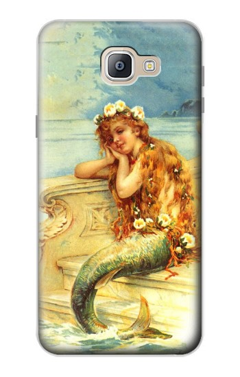 Printed Little Mermaid Painting Samsung Galaxy A9, A9 Pro (2016) Case