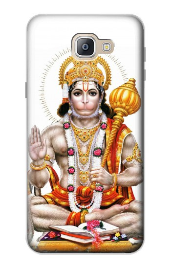 Printed Lord Hanuman Chalisa Hindi Hindu Samsung Galaxy A9, A9 Pro (2016) Case