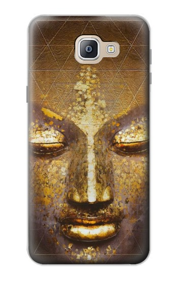 Printed Magical Yantra Buddha Face Samsung Galaxy A9, A9 Pro (2016) Case