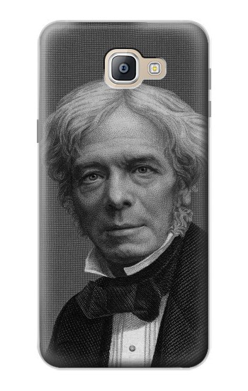Printed Michael Faraday Samsung Galaxy A9, A9 Pro (2016) Case