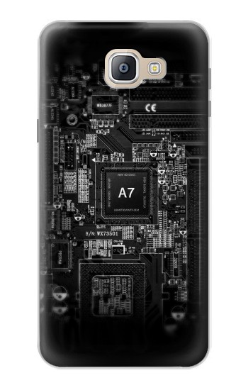 Printed Mobile Phone Inside Samsung Galaxy A9, A9 Pro (2016) Case