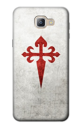 Printed Order of Santiago Cross of Saint James Samsung Galaxy A9, A9 Pro (2016) Case