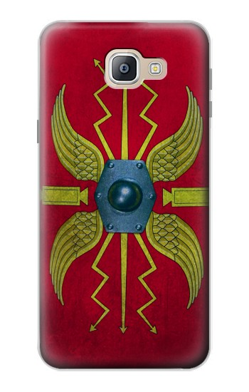 Printed Roman Shield Scutum Samsung Galaxy A9, A9 Pro (2016) Case