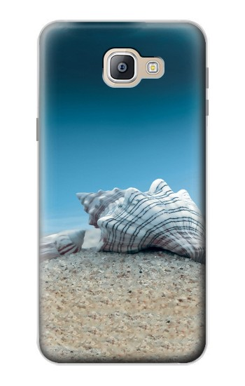 Printed Sea Shells Under the Sea Samsung Galaxy A9, A9 Pro (2016) Case