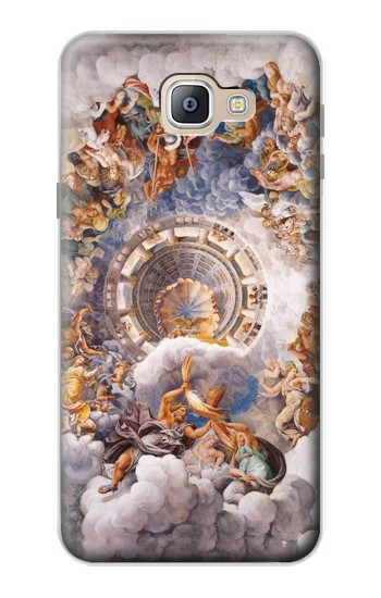 Printed The Assembly of Gods Samsung Galaxy A9, A9 Pro (2016) Case