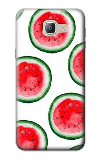 Printed Watermelon Pattern Samsung Galaxy A9, A9 Pro (2016) Case