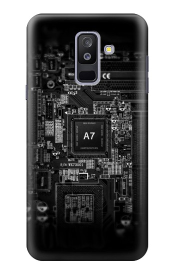 Printed Mobile Phone Inside Samsung Galaxy A6+ (2018) Case