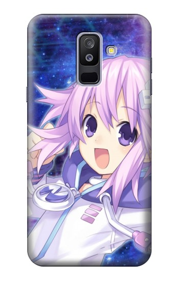 Printed Hyperdimension Neptunia Samsung Galaxy A6+ (2018) Case