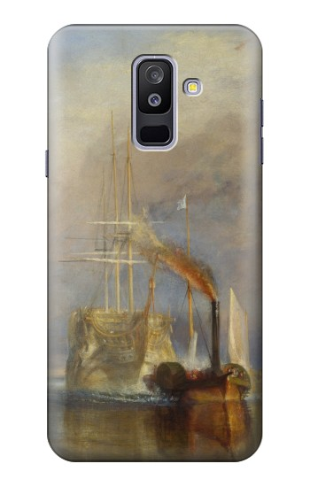 Printed Joseph Mallord William Turner The Fighting Temeraire Samsung Galaxy A6+ (2018) Case