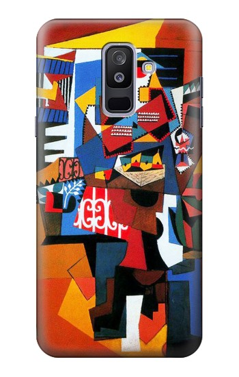 Printed Picasso The Bird Cage Samsung Galaxy A6+ (2018) Case