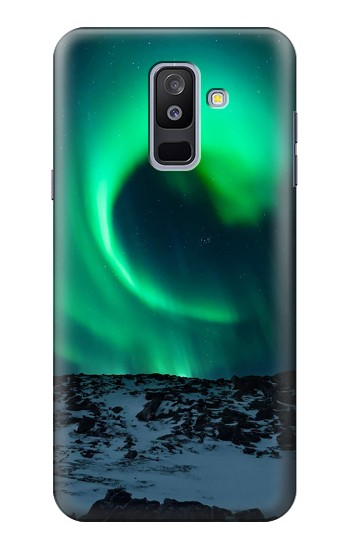 Printed Aurora Northern Light Samsung Galaxy A6+ (2018) Case