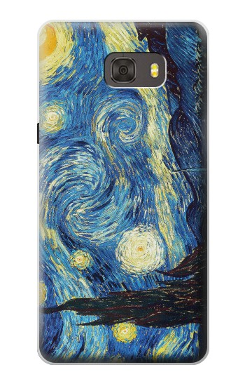 Printed Van Gogh Starry Nights Samsung Galaxy alpha Case