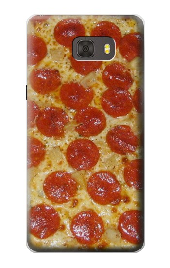 Printed Pizza Samsung Galaxy alpha Case
