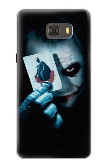 Printed Joker Samsung Galaxy alpha Case