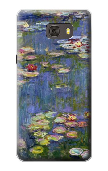 Printed Claude Monet Water Lilies Samsung Galaxy alpha Case