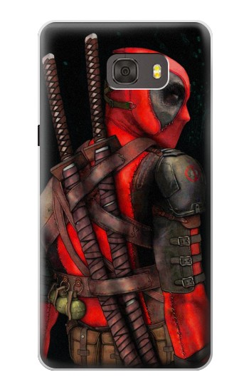 Printed Deadpool 2 Samsung Galaxy alpha Case