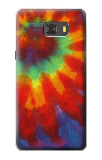 Printed Colorful Tie Dye Fabric Texture Samsung Galaxy alpha Case