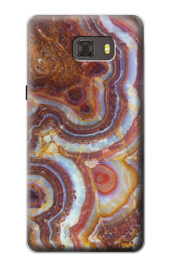 Printed Colored Marble Texture Printed Samsung Galaxy alpha Case