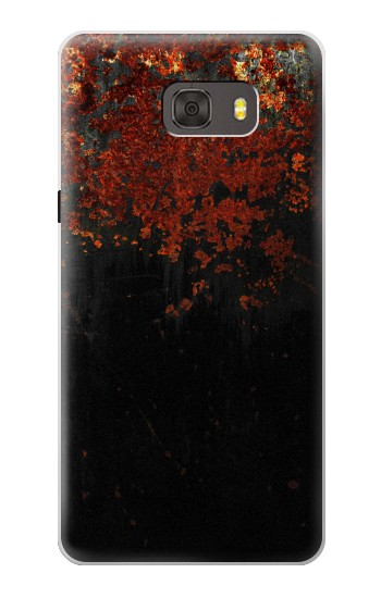 Printed Rusted Metal Texture Samsung Galaxy alpha Case