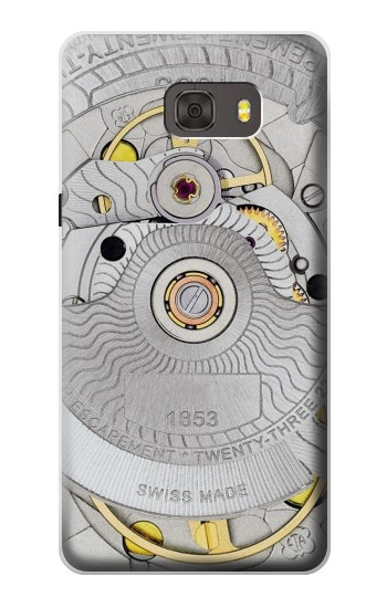 Printed Inside Watch Samsung Galaxy alpha Case