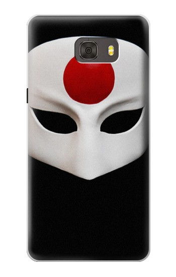 Printed Japan Katana Mask Samsung Galaxy alpha Case