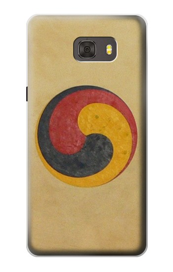 Printed Korean Traditional Drum Samsung Galaxy alpha Case