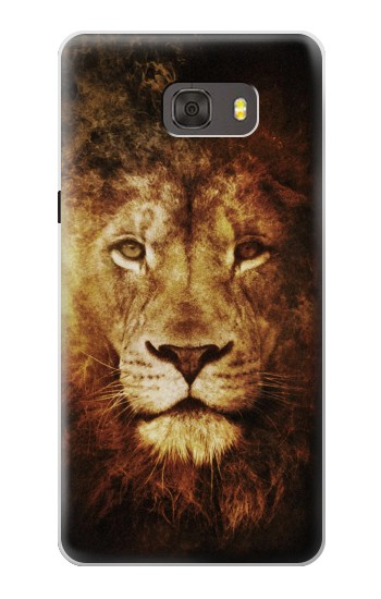 Printed Lion Samsung Galaxy alpha Case
