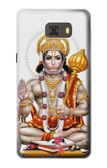 Printed Lord Hanuman Chalisa Hindi Hindu Samsung Galaxy alpha Case