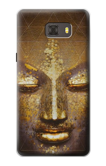 Printed Magical Yantra Buddha Face Samsung Galaxy alpha Case