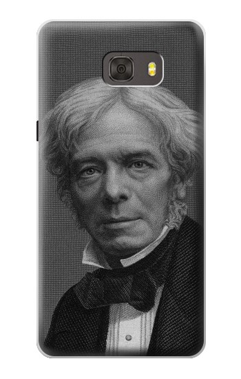 Printed Michael Faraday Samsung Galaxy alpha Case