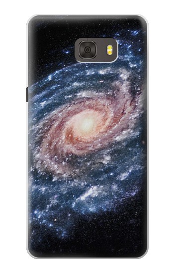 Printed Milky Way Galaxy Samsung Galaxy alpha Case