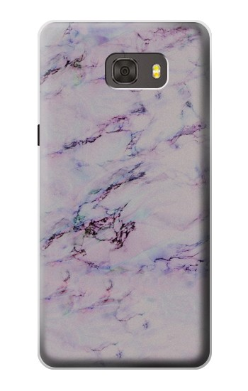 Printed Seamless Pink Marble Samsung Galaxy alpha Case