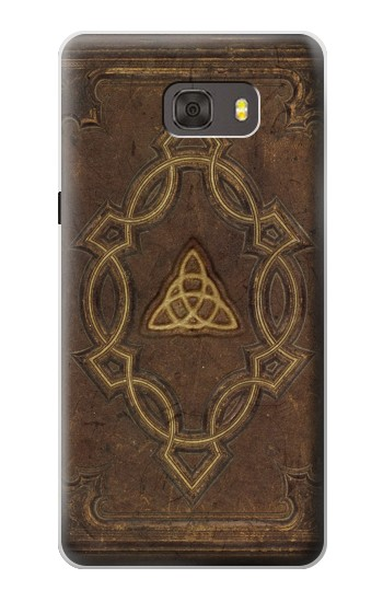 Printed Spell Book Cover Samsung Galaxy alpha Case