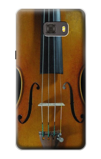 Printed Violin Samsung Galaxy alpha Case