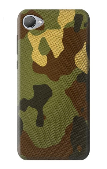 Printed Camo Camouflage Graphic Printed HTC Desire 12 Case