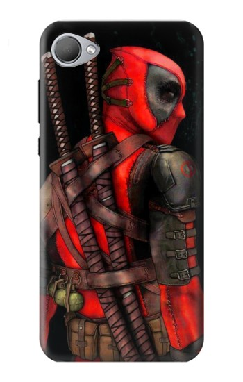 Printed Deadpool 2 HTC Desire 12 Case