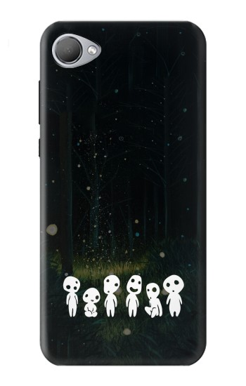 Printed Forest Spirit Princess Mononoke HTC Desire 12 Case