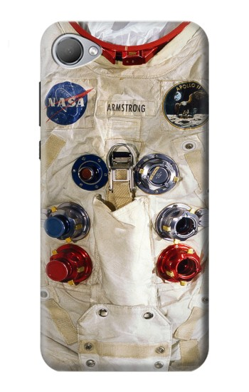 Printed Neil Armstrong White Astronaut Spacesuit HTC Desire 12 Case