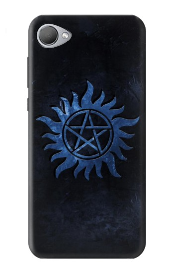 Printed Supernatural Anti Possession Symbol HTC Desire 12 Case