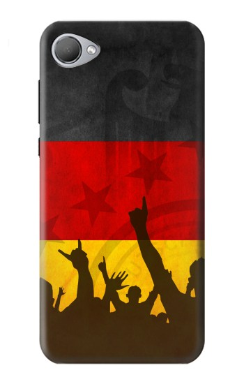 Printed Germany Football Flag HTC Desire 12 Case