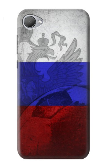 Printed Russia Football Flag HTC Desire 12 Case