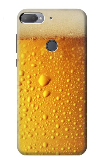 Printed Beer Glass HTC Desire 12+ Case